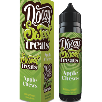 Apple Chews DST 50ml Candy Flavour E-Liquid