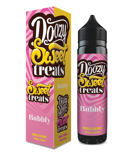 Bubbly DST 50ml Candy Flavour E-Liquid