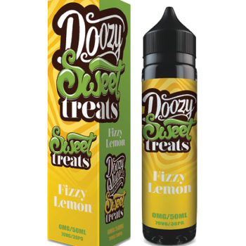 Fizzy Lemon 50ml Shortfill
