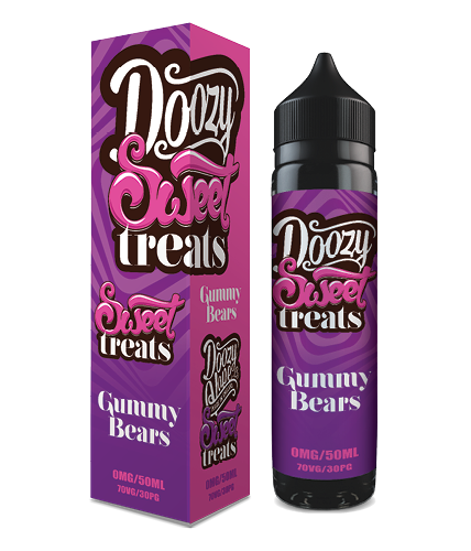 Gummy Bears DST 50ml Candy Flavour E-Liquid