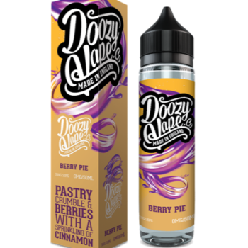 Berry Pie 50ml E-Liquid