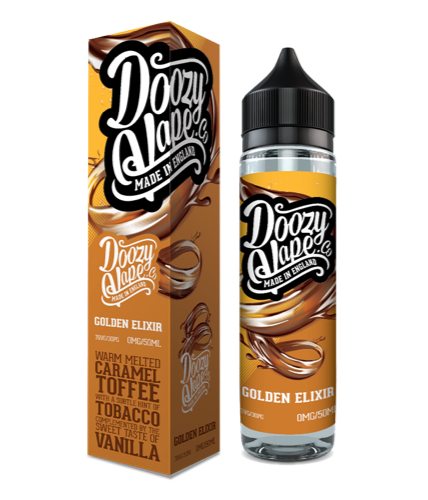 Golden Elixir 50ml E-Liquid