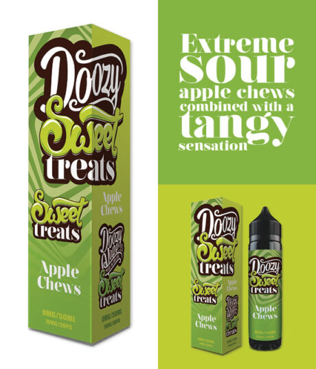 Apple Chews 50ml