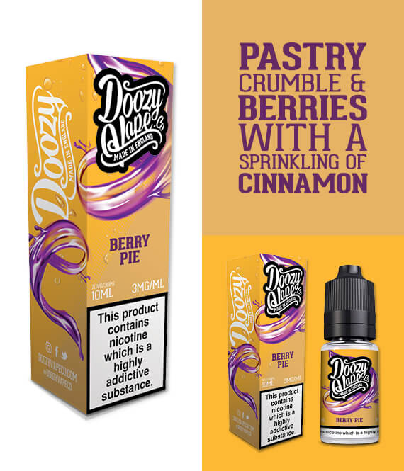 Berry Pie E-Liquid