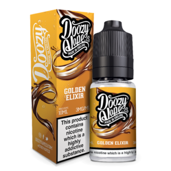 Golden Elixir 10ml E-Liquid