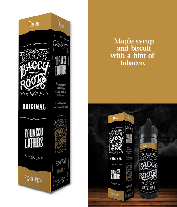 Original – 50ml Shortfill Inc Free Nic Shot