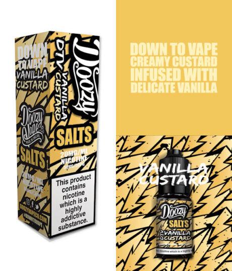 Vanilla Custard 10ml