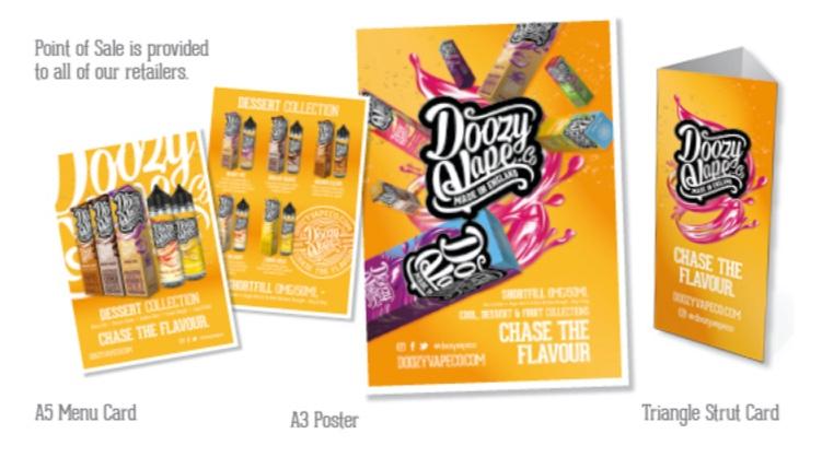 Doozy Dessert Media Kit