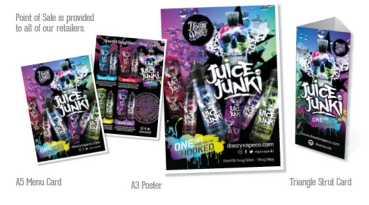 Juice Junki Media Kit