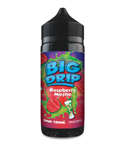 Big Drip - Raspberry Mojito Cheap E-Liquid