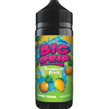 Big Drip - Tropical Fruit Cheap E-Liquid