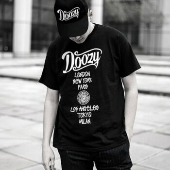 Doozy Vape Co Cap and Tee