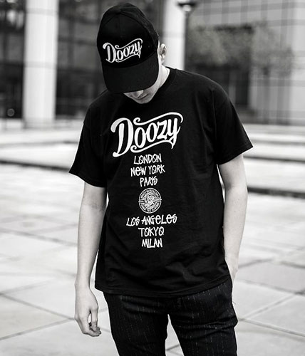 Doozy Vape Co Cap and T-Shirt