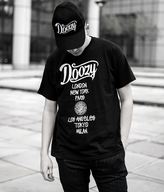 Doozy Vape Co T-Shirt & Cap DEAL!