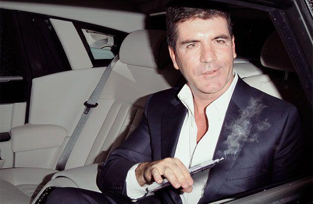 Simon Cowell Vape