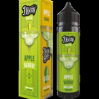 Doozy Vape Apple Daiquiri Cocktail Flavour E-Liquid Shortfill