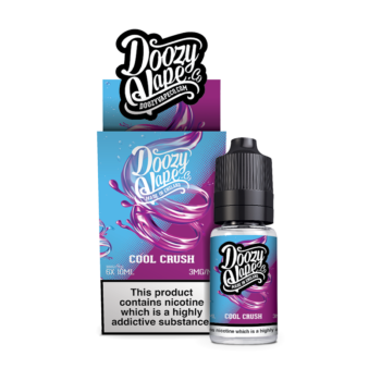 Doozy Vape Co Cool Crush E-Liquid 9x10ml