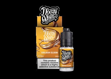 Doozy Vape Co Golden Elixir 9x10ML Offer