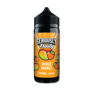 Seriously Fruity Mango Orange 100ml Shortfill e-liquid